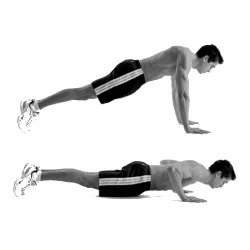 Press Ups or Push Ups