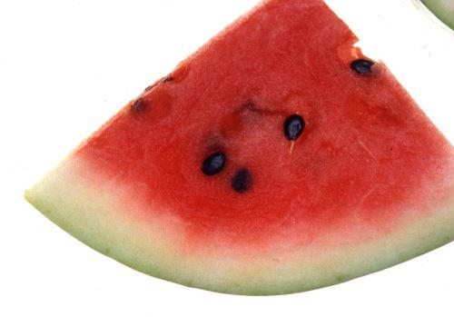 watermelon - a good source of anti-oxidants