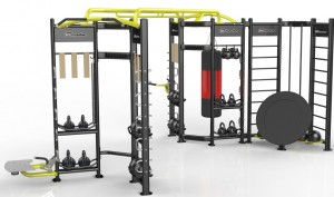 functional training frame